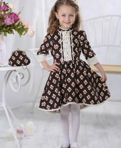 "Платье для девочки ""Розочки"""