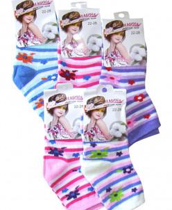 Детские носки Амина 2316 22-28 хлопок Детские носки Амина 2