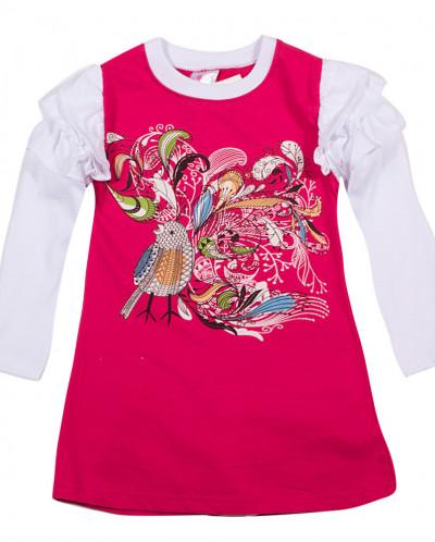 Платье Жар-птица