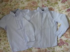 2 рубашки   Acoola 140 размер