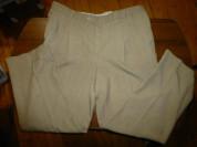 брюки летние (хлопково-льняные)