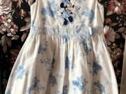 Disney р 3/4 г платье