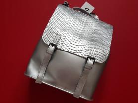 Новый стильный кожаный рюкзак Ula оригинал