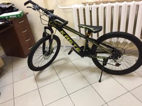 Подростковый велосипед KASTE XTB