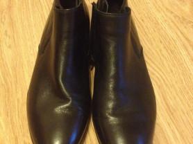 Новые мужские ботинки демисезонные