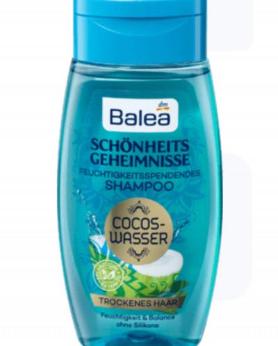 Шампунь с кокосовой водой  для сухих волос