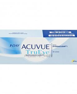 Контактные линзы  1-Day Acuvue TruEye (90 линз) в упаковке