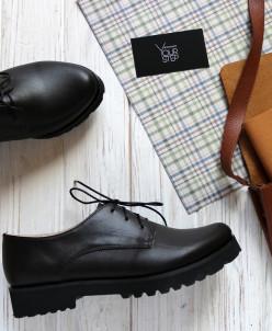Кожаные туфли. New Collection 18