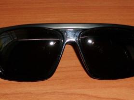 Очки солнцезащитные мужские черные Furlux