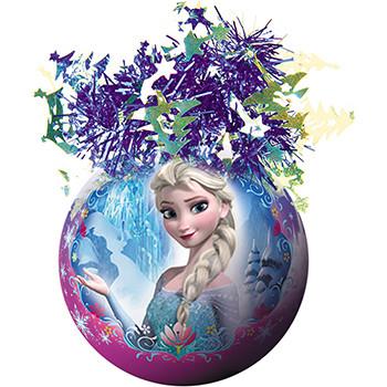 """Шар """"Уолт Дисней"""" (Принцессы Анна и Эльза), диаметр 95 мм, а"""