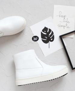 Стильные удобные ботинки. New collection SS/20