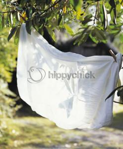 """Непромокаемая простынь """"Hippychick"""" (на резинке, Tencel)"""