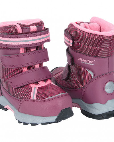 lassie новые зимние ботинки