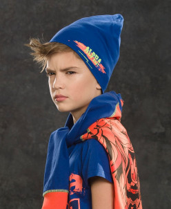 BFQ4114 шапка для мальчиков  Pelican