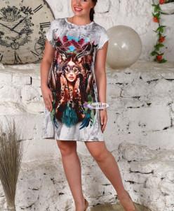 Платье летнее (модель: 245)