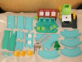 Перерабатывающая станция Поли робокар