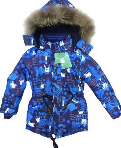 Куртка парка д/м Raskid Зимняя арт. R- 15 (98-122, желаемую