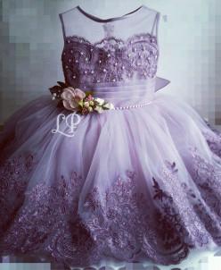 Роскошное платье.