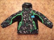 Зимние мембранные непромокаемые куртки Columbia