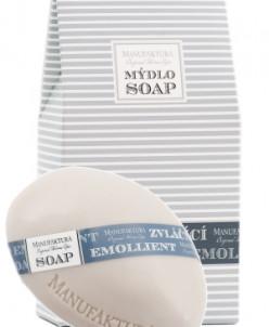 Мыло-камень с маслом ши и миндальным маслом