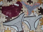 Трусики новые ( бикини и стринги) р.44