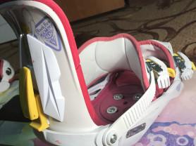 сноуборд комплект(с креплениями и ботинками)
