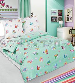 Детское постельное белье - ПОПЛИН