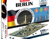 "4D-пазл Cityscape ""Берлин"", 1300 деталей новый"