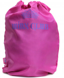 Мешок под сменную обувь для девочек Winx Club 32*44см
