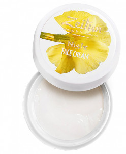 Zeitun Night Face Cream Натуральный ночной крем для лица 50м