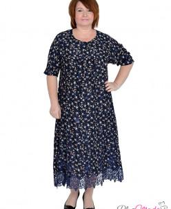Платье Модель №595 размеры 44-82