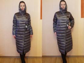 Новый зимний пуховик пальто 44 46 48 50 52 54