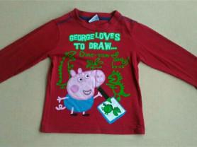 Лонгслив Peppa Pig, 2-3g