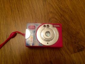 Продам игрушечный фотоаппарат