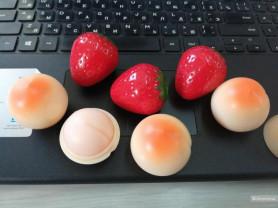 Бальзам для губ фруктовый