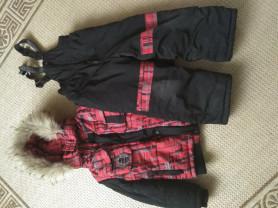 Зимний костюм bilemi р 116
