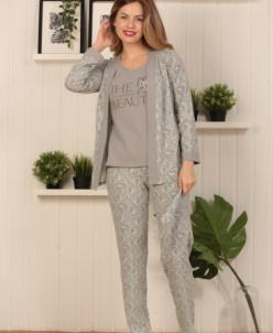 комплект пижама+майка 7877-10