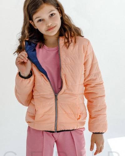 Актуальная двусторонняя куртка
