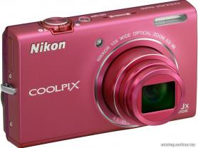 Фотоаппарат Nikon (никон) Coolpix S6200