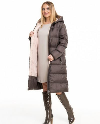 пальто женское демисезонное Plaxa