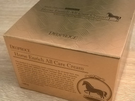 Крем для лица Horse Enrich All Care cream, Корея