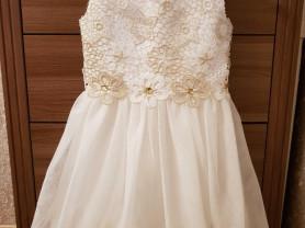 Новое праздничное платье Польша 110 116 122 128