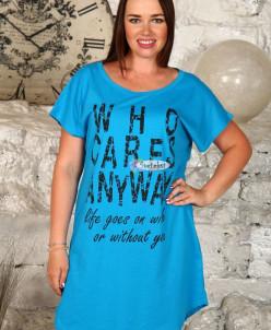 Сорочка ночная молодёжная (модель: 410)