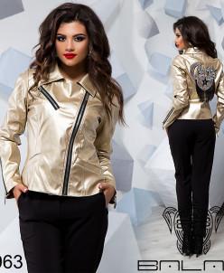 Стильная куртка - 15963