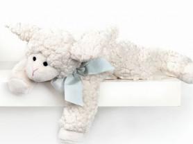 Мягкая игрушка-погремушка Овечка Bearington Baby