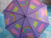 Зонты новые девочкам