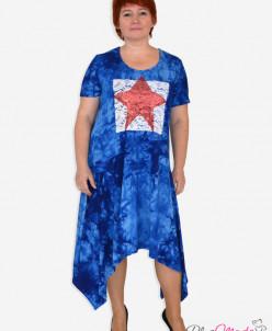 Платье Модель №48 размеры 52-72