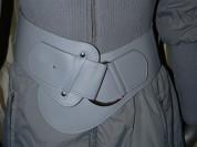 Куртка - плащ ( пальто) SAVAGE + широкий пояс