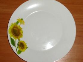 Тарелка мелкая фарфор Оселя диам.19 см