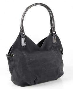 Женская кожаная сумка 10431 Д.Грей